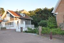 maison principale niveau rue