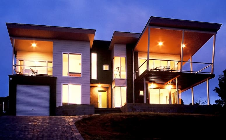 The Observatory Luxury Beach House - Victor Harbor - Haus