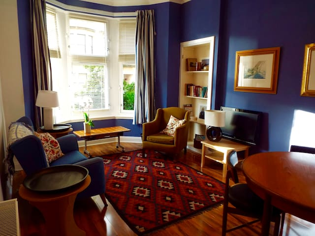 Entire apartment  in Partick, West End - Glasgow - Lakás