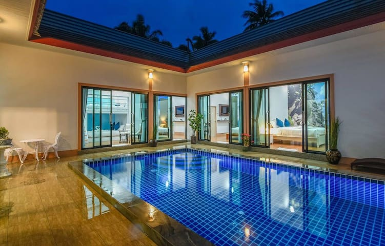View park pool villas 3 Aonang