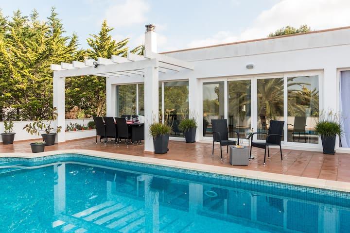 Villa moderne Cala Canutells - Es Canutells - Casa