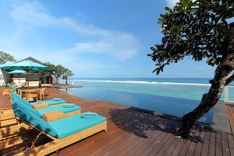 Up to 15-18% Off 4BR Ocean View Villa By Elevate
