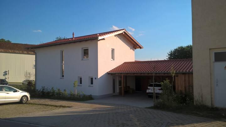 House dogleg Hartkirchen