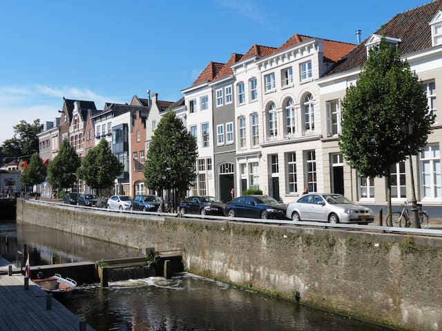 Lovely secret apartment in citycenter - 's-Hertogenbosch - Casa adossada