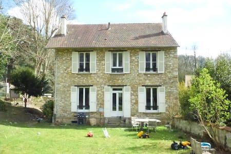 maison familiale aux portes de Paris - Taverny - 独立屋