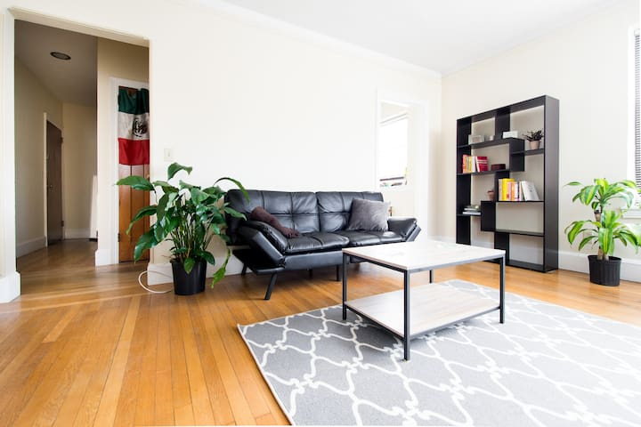 Sunny & spacious in Wayland Square - Providence - Apartment