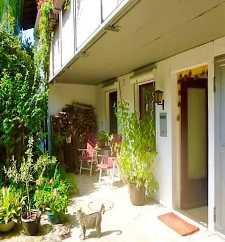 Gartenwohnung in Baden-Baden - Baden-Baden - Apartament