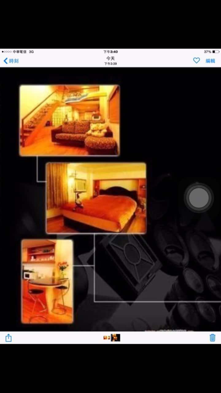Cozy Private Room No.1