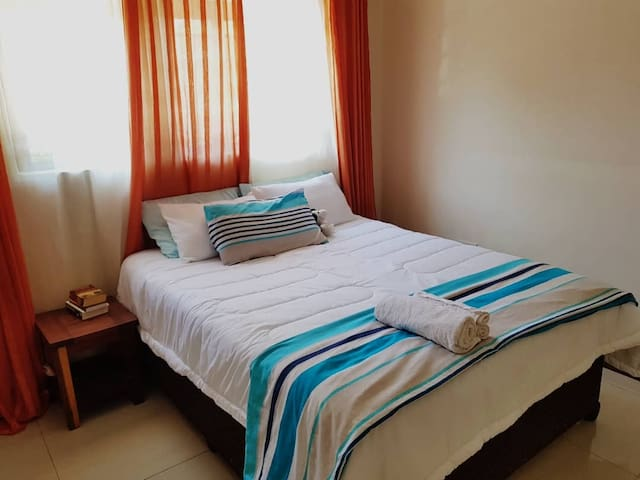 Flat in a secure complex in the heart of Lusaka