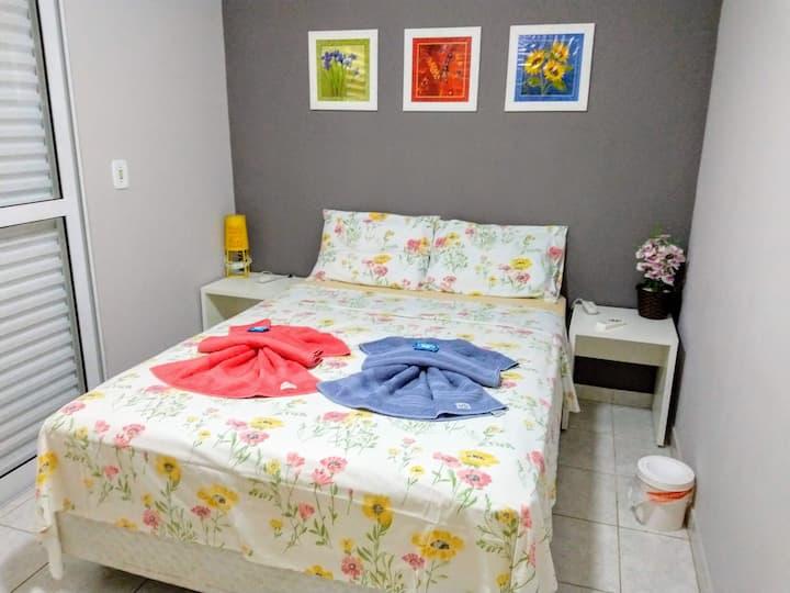 Flats Pé de Mamão - Harmonia. Próximo à Unicamp