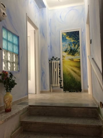 Ivy house (free wi-fi)