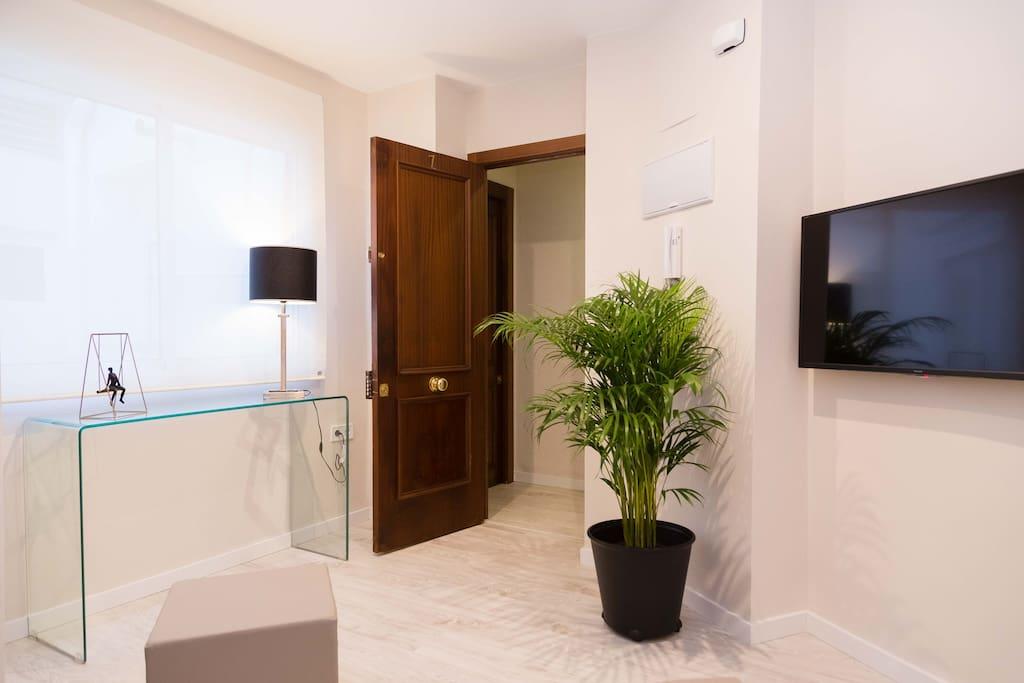 Musico Peydro Apartments 7 Ciutat Vella Salon