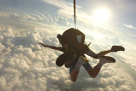 Skydivefoz - Foz do Iguaçu - Muu