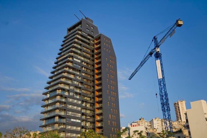 Skyline Mar Mikhael - Beirut - Haus