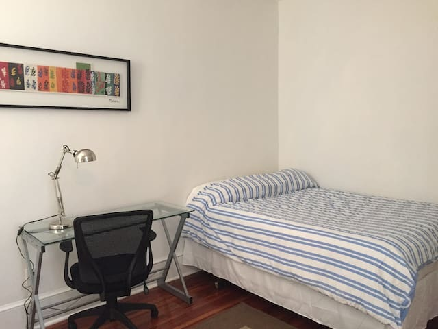 Comfortable bedroom in Columbia Heights