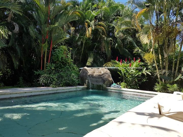 Casa Magdalena Cahuita, mit privatem Pool