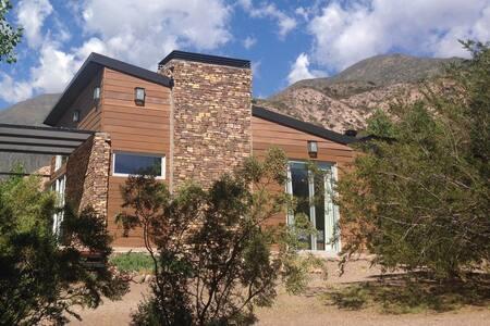 Cabaña Buena Vista. Calidad, calidez y confort