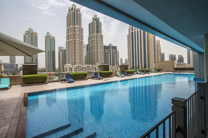 Luxury 1BD Apartmentin the heart of Downtown Dubai - Ντουμπάι