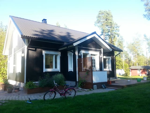 Cosy house near outstanding nature - Espoo - Casa