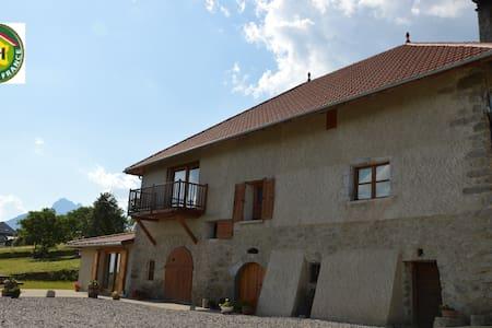"""gite 3 épis""""le mont guillaume"""" - Puy-Sanières - Haus"""