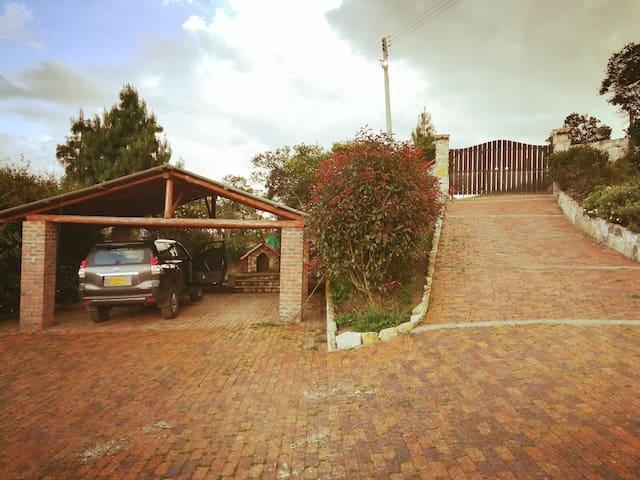 Casa Finca Guasca