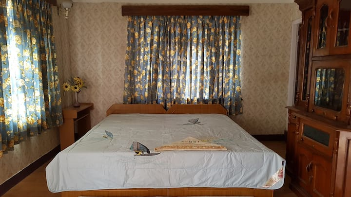 cozy and comfortable room at jhamsikhel