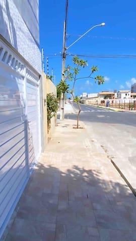 Casa de temporada 300 metros da Praia/Orla