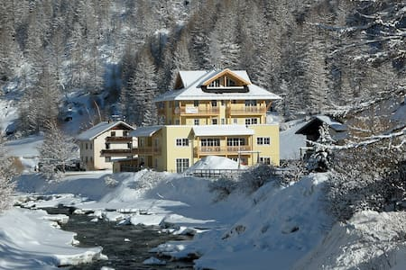 Two bed apartment sleeps 6 near Solden - Zwieselstein