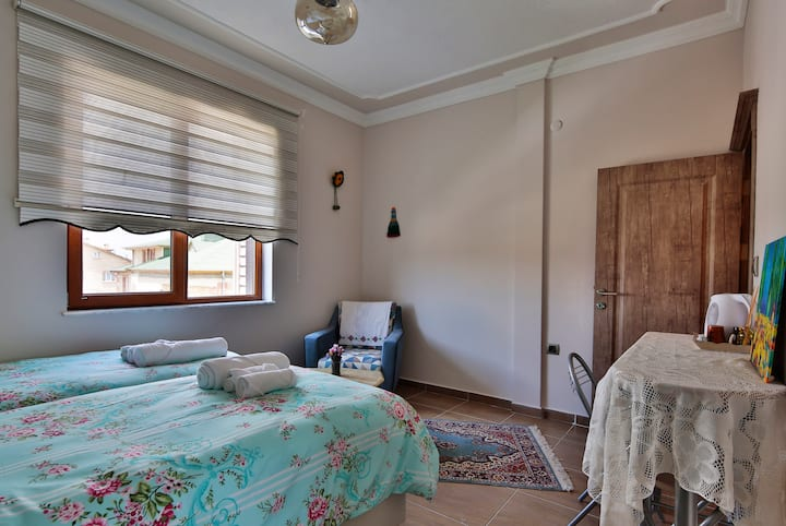 Private Twin Room in Cappadocia with Breakfast
