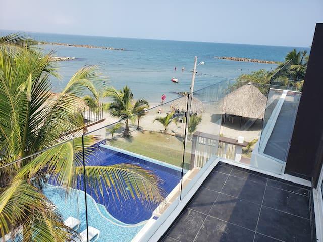 Casa de playa en Coveñas.