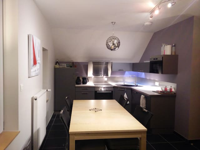 Appartement Neuf Centre-ville - Pontarlier - Flat