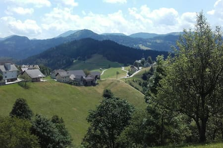 Cozy Mountain House - Zgornja Sorica - 一軒家