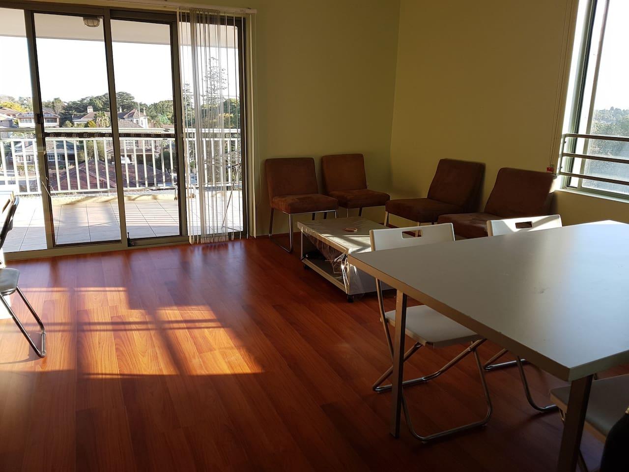 Common Lounge Room