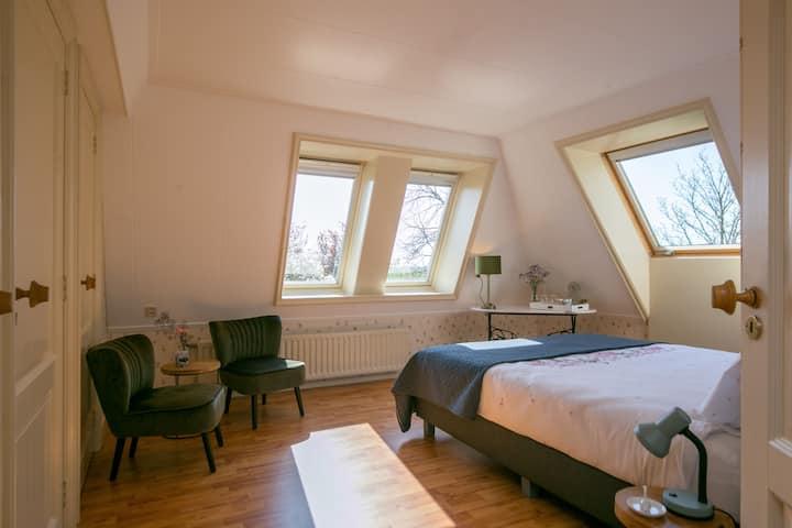 B&B Klijnfeenhof kamer 'landelijk uitzicht achter'