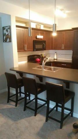 Perfect for the Professional - Calgary - Condominium
