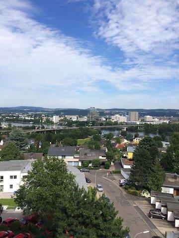 Wohnung Koblenz - Koblenz - Apartamento