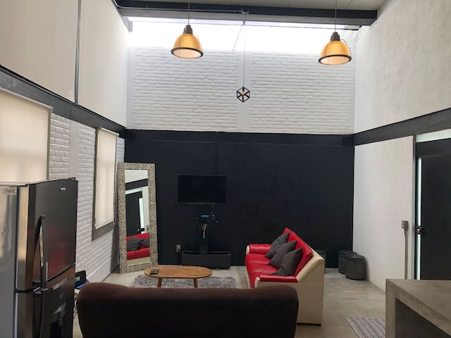 LOFT, 3 blocks from Polanco, CDMX