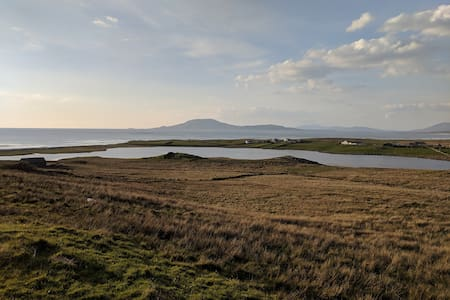 Pádraig's Pad- idyllic Wild Atlantic views.
