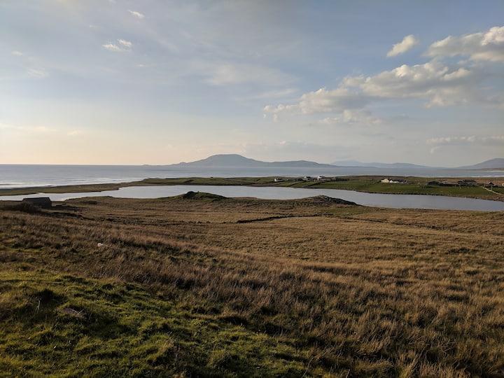 Pádraig's Pad- idyllic Wild Atlantic views.