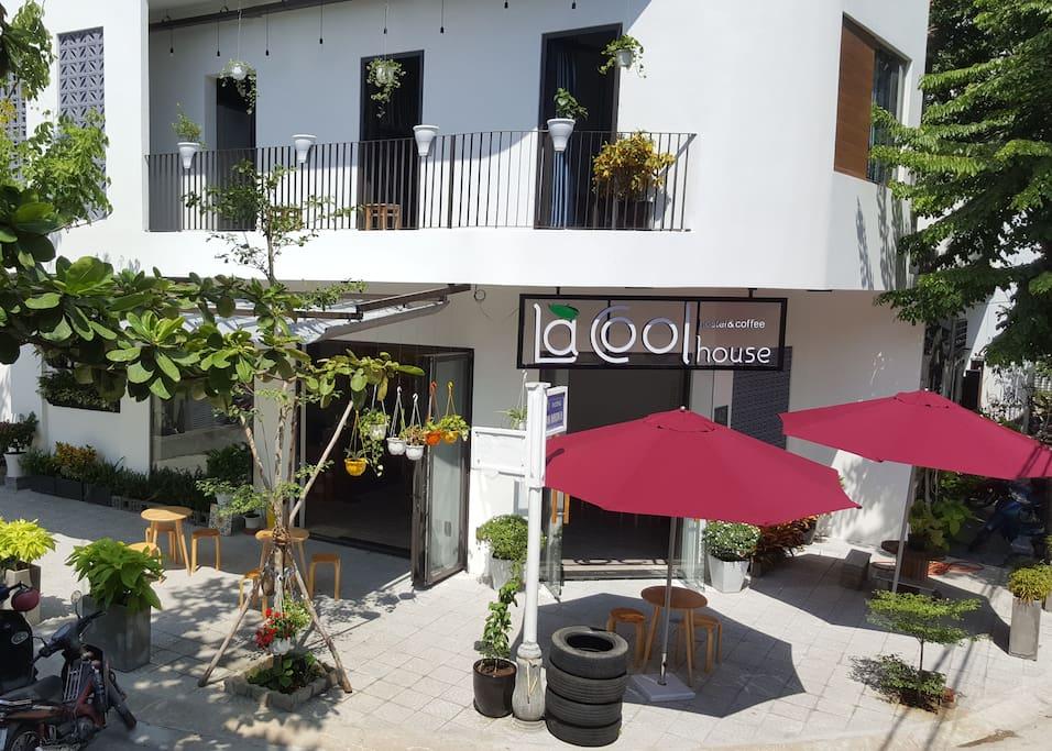 La COOL house - Exterior