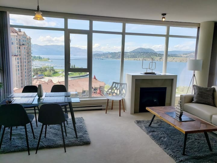STUNNING LAKEVIEW LUXURY RESIDENCE - 18th FLOOR
