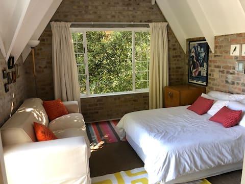 Stunning Loft Bedroom