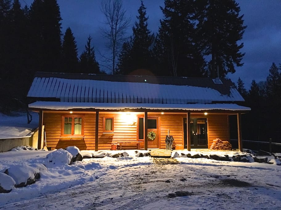 Charming mountainside cottage chalet in affitto a for La baita di columbia nj