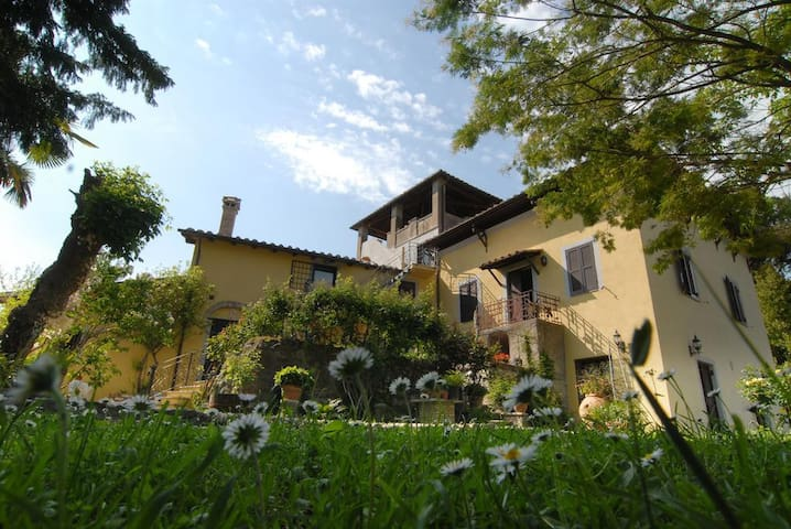 Limonaia Appartamento Agriturismo Villa San Giò