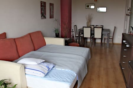 Quiet room near Old Town - Metro Trocka (B&B)
