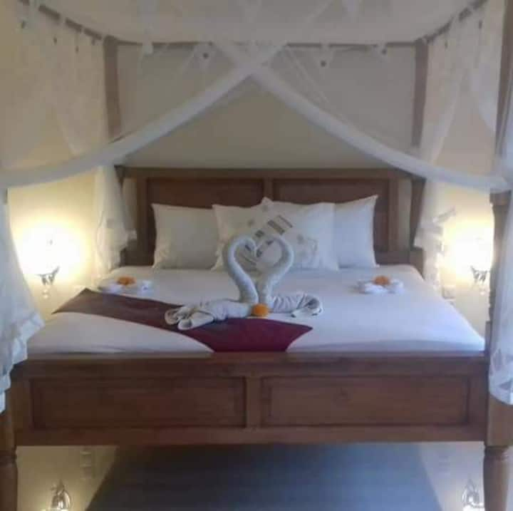 Cute room! Perfect for a peaceful holiday!