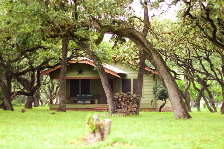 Private shaded get away - Cibolo - Casa