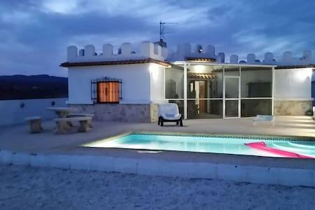 Villa Piscina Partaloa Yoga Studio - Villa