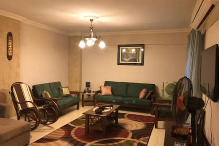 Cozy & Spacious Apartment - Stanley, Alexandria