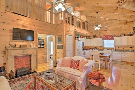 NEW! Lookout Mtn. Getaway by Little River Canyon!